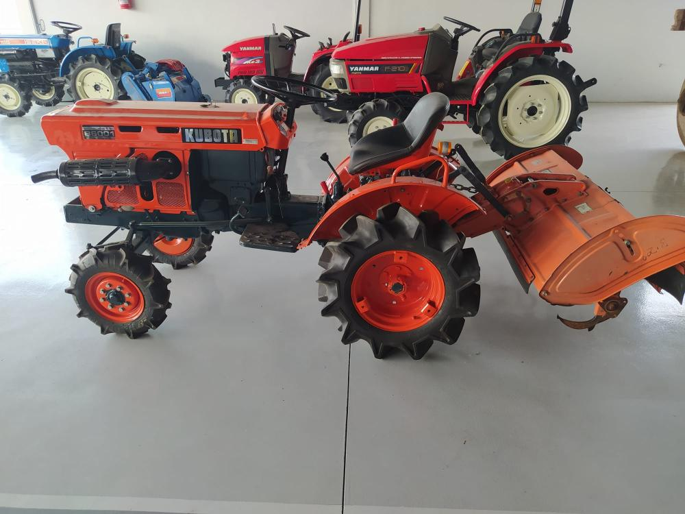 出售拖拉机Kubota B6001 | 機械設備 | 农业和灌溉 | 二手拖拉机 | Img 2 | Tabdevi.com