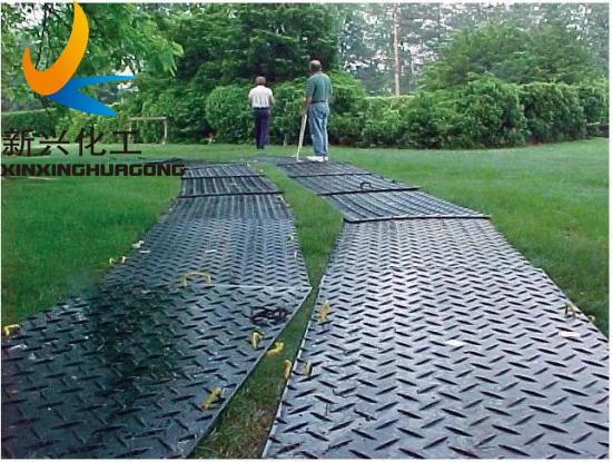 High Density Polyethylene Plastic HDPE Ground Protection Mat | Rubber and plastics | Plastic products | Img 1 | Tabdevi.com