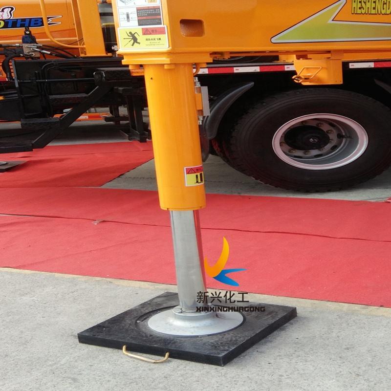 Placas de soporte de grúas. Estabilizadores de equipo. | Caucho y plásticos | Productos de plástico | Img 1 | Tabdevi.com