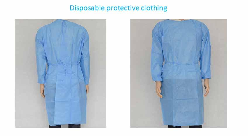 Disposable protective clothing | Health and medicine | Disposable protective clothing | Img 1 | Tabdevi.com