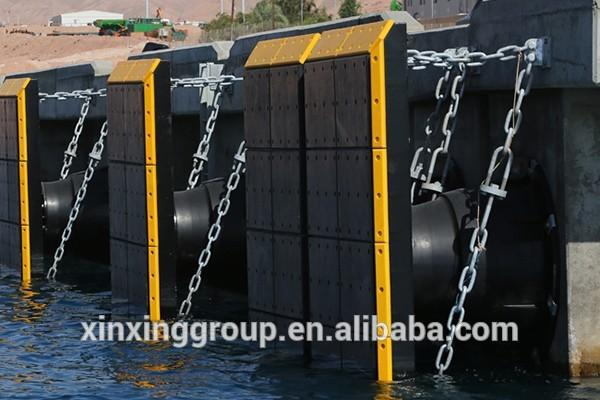 Marine fender sliding pads for port. UHMWPE Corrosion and Impact resistant | Rubber and plastics | Plastic products | Img 1 | Tabdevi.com