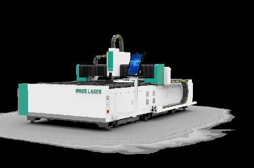 Máquina de Corte Láser de Fibra Óptica OR-E con Plataforma de Intercambio | Maquinaria y equipos | Industria manufacturera | Img 1 | Tabdevi.com