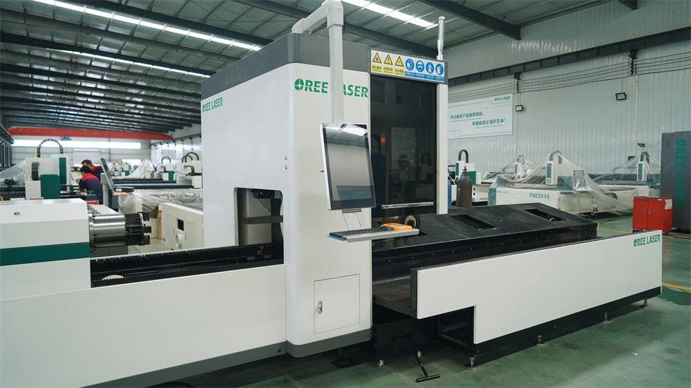 Máquina de Corte Láser de Fibra Tubo CNC 1000W personalizada para Metal | Maquinaria y equipos | Industria manufacturera | Img 1 | Tabdevi.com
